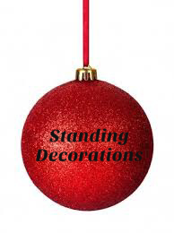 Free Standing Decorations